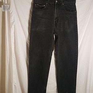 Levi's 550 Black Jean's 32x32